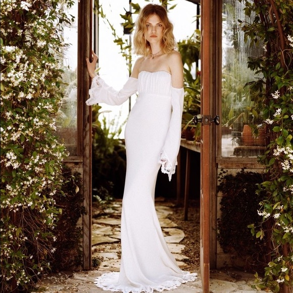 Stone Cold Fox Dresses | Mariella Wedding Gown | Poshmark